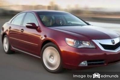 Insurance rates Acura RL in Henderson