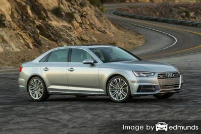 Insurance quote for Audi A4 in Henderson