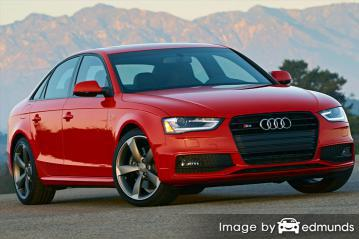 Insurance rates Audi S4 in Henderson