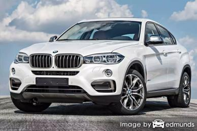 Insurance quote for BMW X6 in Henderson