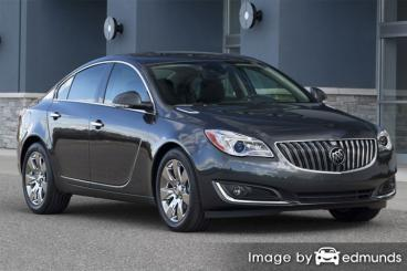 Insurance rates Buick Regal in Henderson