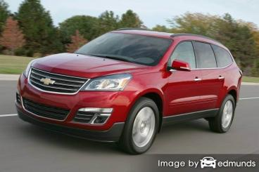 Insurance quote for Chevy Traverse in Henderson
