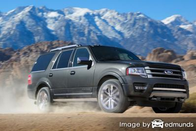 Insurance quote for Ford Expedition in Henderson