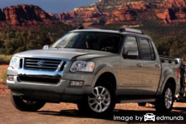 Insurance quote for Ford Explorer Sport Trac in Henderson