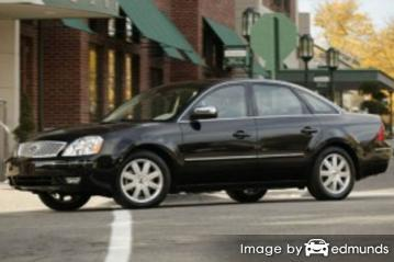 Insurance quote for Ford Five Hundred in Henderson
