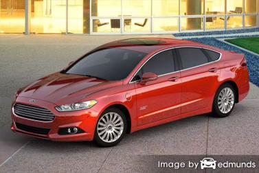 Insurance quote for Ford Fusion Energi in Henderson
