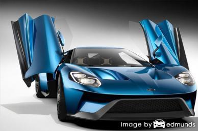 Insurance rates Ford GT in Henderson