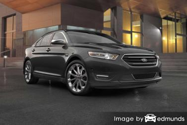 Insurance quote for Ford Taurus in Henderson