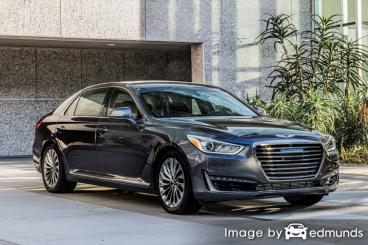 Insurance quote for Hyundai G90 in Henderson