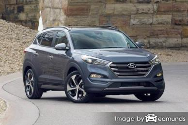 Insurance quote for Hyundai Tucson in Henderson