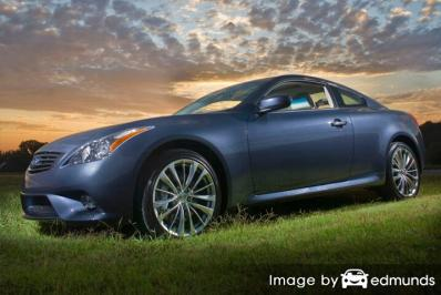 Insurance quote for Infiniti G35 in Henderson