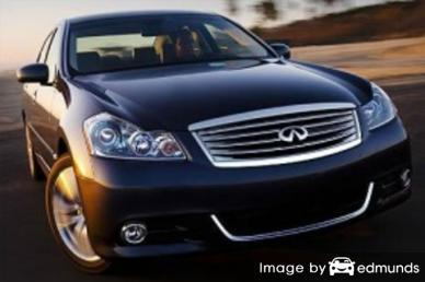 Insurance quote for Infiniti M35 in Henderson