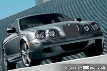 Insurance quote for Jaguar S-Type in Henderson