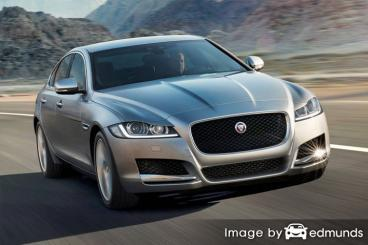 Insurance quote for Jaguar XF in Henderson