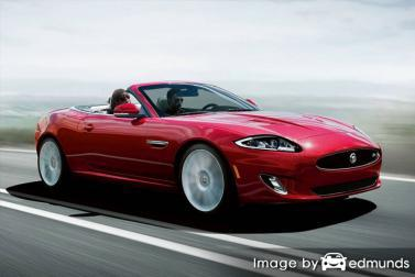 Insurance quote for Jaguar XK in Henderson