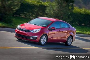 Insurance quote for Kia Rio in Henderson