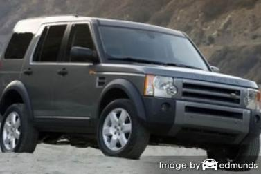 Insurance quote for Land Rover LR3 in Henderson