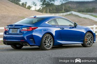 Insurance quote for Lexus RC 200t in Henderson