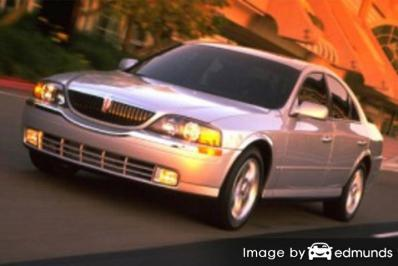 Insurance quote for Lincoln LS in Henderson