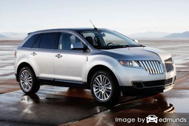 Insurance quote for Lincoln MKT in Henderson