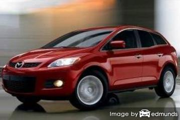 Insurance rates Mazda CX-7 in Henderson