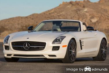 Insurance rates Mercedes-Benz SLS AMG in Henderson