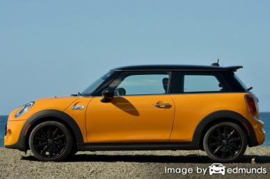 Insurance quote for Mini Cooper in Henderson
