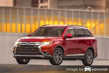 Insurance quote for Mitsubishi Outlander in Henderson