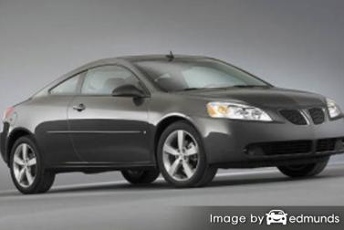 Insurance quote for Pontiac G6 in Henderson