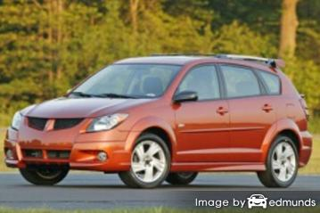 Insurance quote for Pontiac Vibe in Henderson