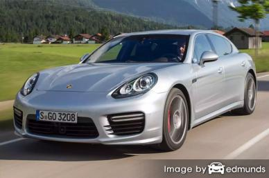 Insurance rates Porsche Panamera in Henderson