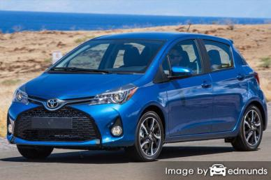 Insurance quote for Toyota Yaris in Henderson