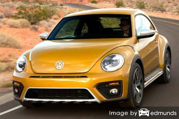 Insurance quote for Volkswagen Beetle in Henderson